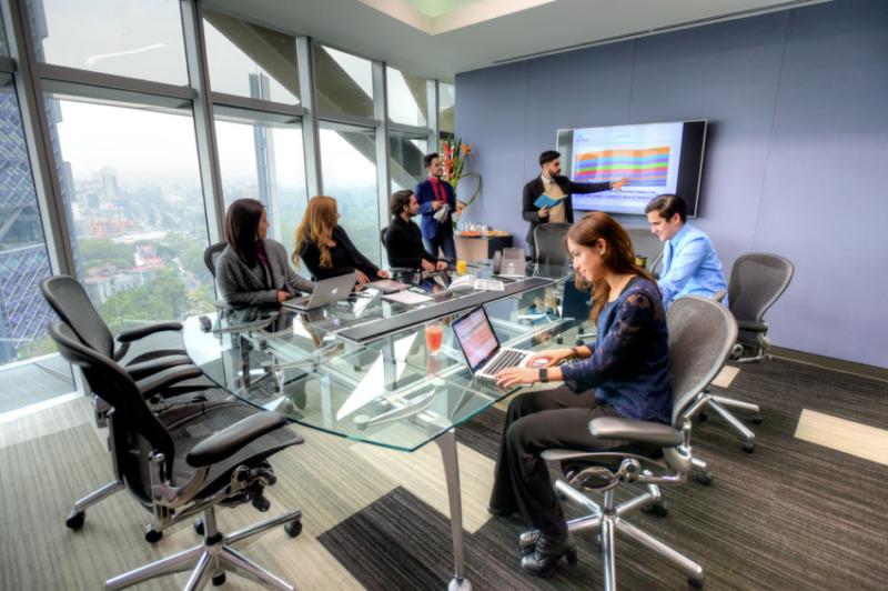 Oficina En Renta En Centro De Negocios En Torre Reforma Para 20 Personas (m2o22