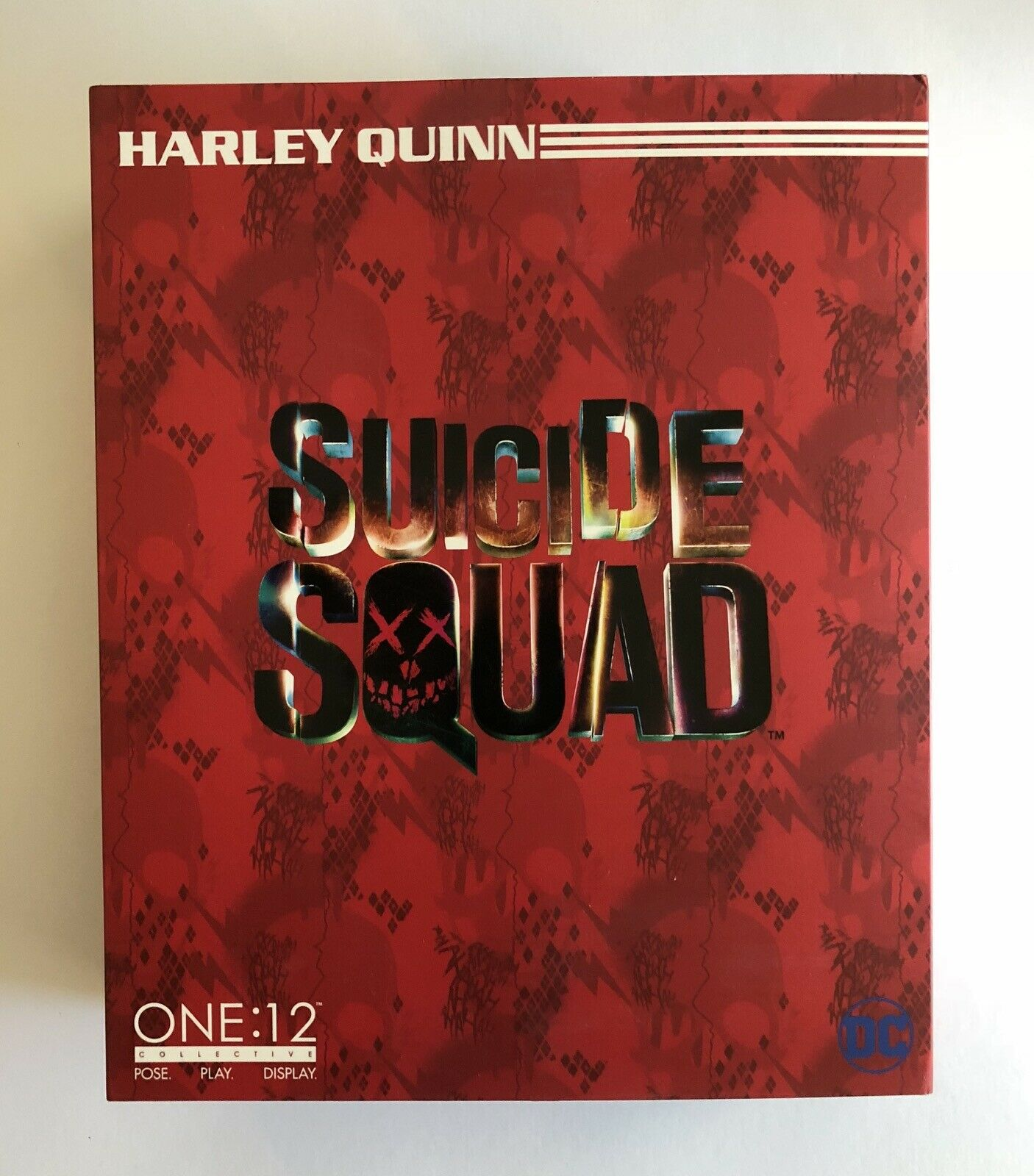 "Mezco One 12 Collective Harley Quinn Suicide Squad 6"" Action Figure"