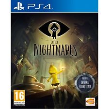 Little Nightmares PS4 Game - Brand New!