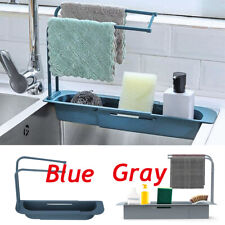9.2 OZ 12 in environ 260.81 g x 4 pouces Cool Gris Silicone Kitchen Sink Organisateur plateau environ 30.48 cm