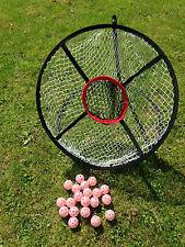 Job Lot 25 x JL Golf Portable 60cm Practice Golf Chipping Nets Outdoor Indoor