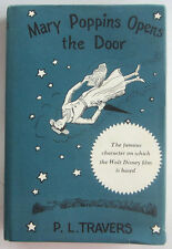 MARY POPPINS OPENS The DOOR P L Travers Vintage Magic English Nanny