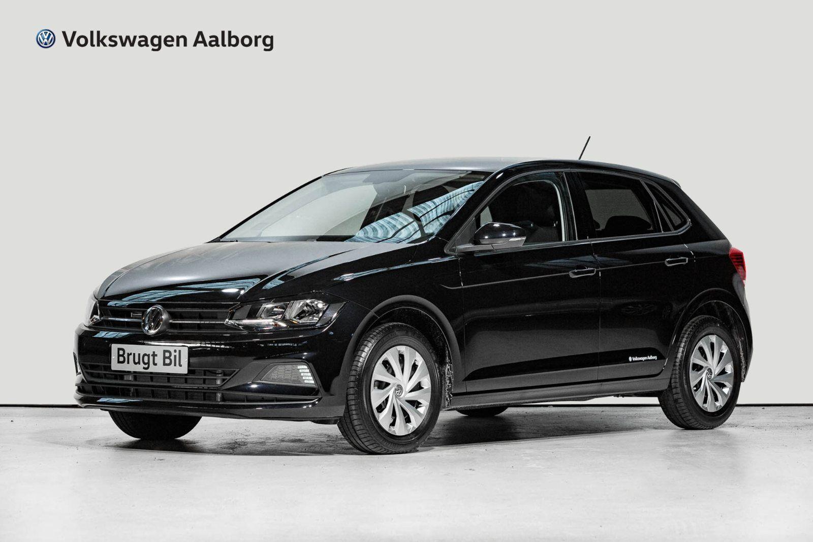 VW Polo 1,0 TSi 95 Comfortline DSG 5d - 204.000 kr.