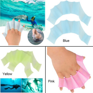 1-Pair-Webbed-Gloves-Finger-Hand-Swimming-Diving-Fins-Swim-Flippers-Hand-Paddle