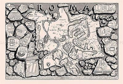 MAP ANTIQUE BLAEU 1641 YPRES CASTLES HISTORIC LARGE REPLICA POSTER PRINT PAM0557