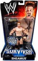 Mattel Wwe Basic Series - Survivor Series Heritage Sheamus 1 Of 1000 With Chair
