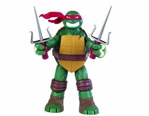 Playmates Toys Battle Shell Raphael Action Figure For Sale Online