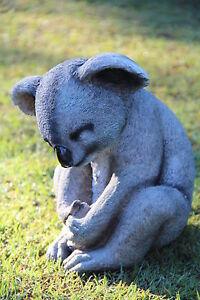 Large-Koala-Bear-Cement-Concrete-Plaster-Latex-Molds-Moulds-Garden-Ornament