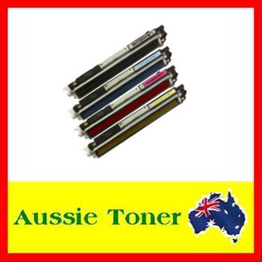 4x LaserJet Toner Cartridge HP 126A PRO 100 MFP M175nw M175a CP1025nw Printer