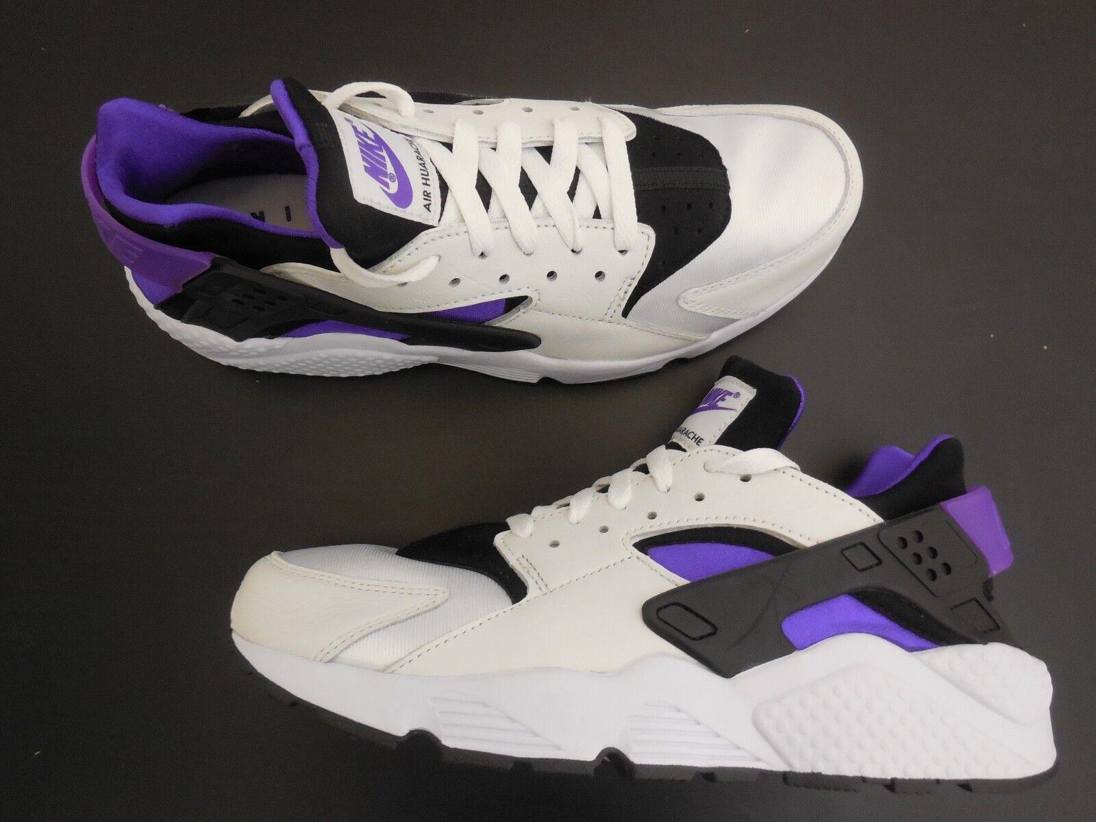 Men's Men's Men's Nike Air Huarache Run '91 QS shoes -Limited- StyleAH8049 001 -Sz 9 -NEW d78705
