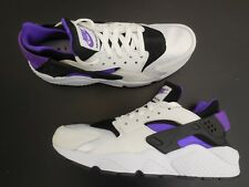 82d1362bf7cb item 8 Men s Nike Air Huarache Run  91 QS Shoes -Limited- Style  AH8049 001  -Sz 9 -NEW -Men s Nike Air Huarache Run  91 QS Shoes -Limited- Style  AH8049  001 ...