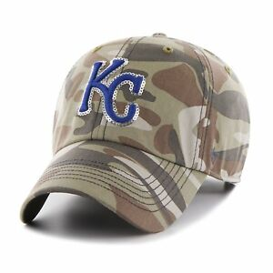 more photos 6fc83 9c7f3 Image is loading MLB-Kansas-City-Royals-039-47-Brand-Hat-