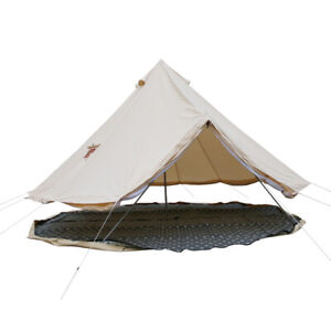 Half Round Awning Tent Tarp for 3m 4m 5m 6m Bell Tent