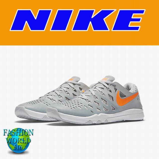 Nike uomo numero 10 treni velocit 4 iv azioni grey di formazione 843937-003 scarpe grey azioni e7a1b8