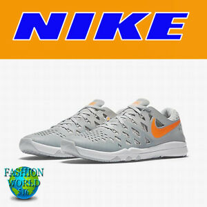 Nike Men's Size 10 Train Speed 4 IV Running Training Shoes Grey 843937-003