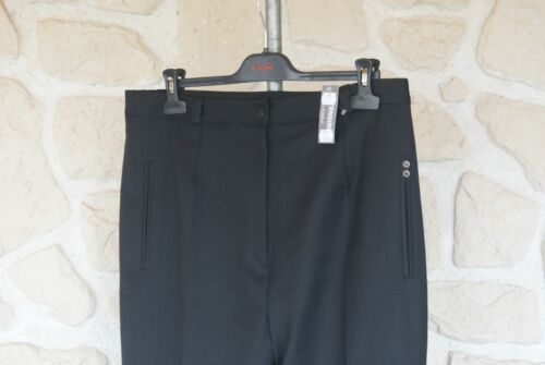 € Elssa Etichetta Size New ch 84 Marca Black 50 50 Pantaloni wTqRPCP