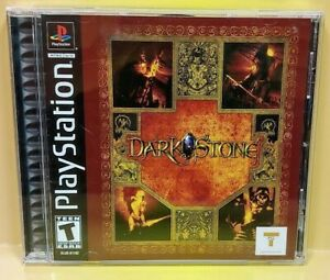 Darkstone-Playstation-1-2-PS1-PS2-Game-Mint-Disc-Complete-1-Owner
