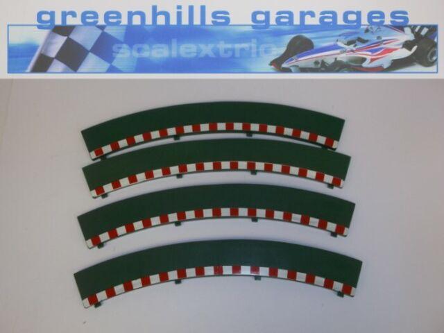 Greenhills SCX Standard Curve borders Green x 4  SA-03.024 Used MACC214