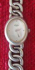 Ladies Rotary Bracelet Watch Sterling Silver