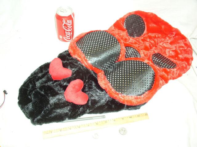 BRAND NEW TOP PAW XL X-LARGE SOFT LADYBUG BUG PET DOG HALLOWEEN COSTUME NO  sc 1 st  eBay & Top Paw Pet Dog XL Ladybug Halloween Costume | eBay