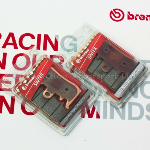 R1200 GS Brembo Sintered Front Brake Pads Bmw F800 RS R Nine T RT 07BB3884