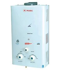 Marc 6 Gas Water Heater 6 L Vertical Gas Geyser White