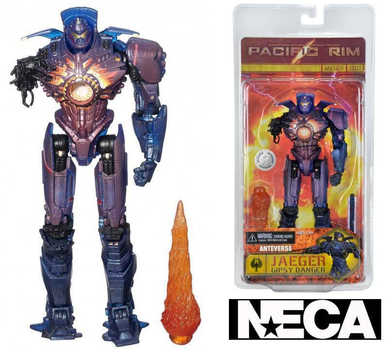 Action Figure Pacific Rim Rim Rim Anteverse Jaeger Gipsy Danger exclusive 18 cm by Neca e613d9