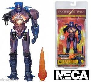 "NECA Pacific Rim 7/"" Jaeger Gipsy Danger /""anteverse/"" Deluxe Figure BRAND NEW"