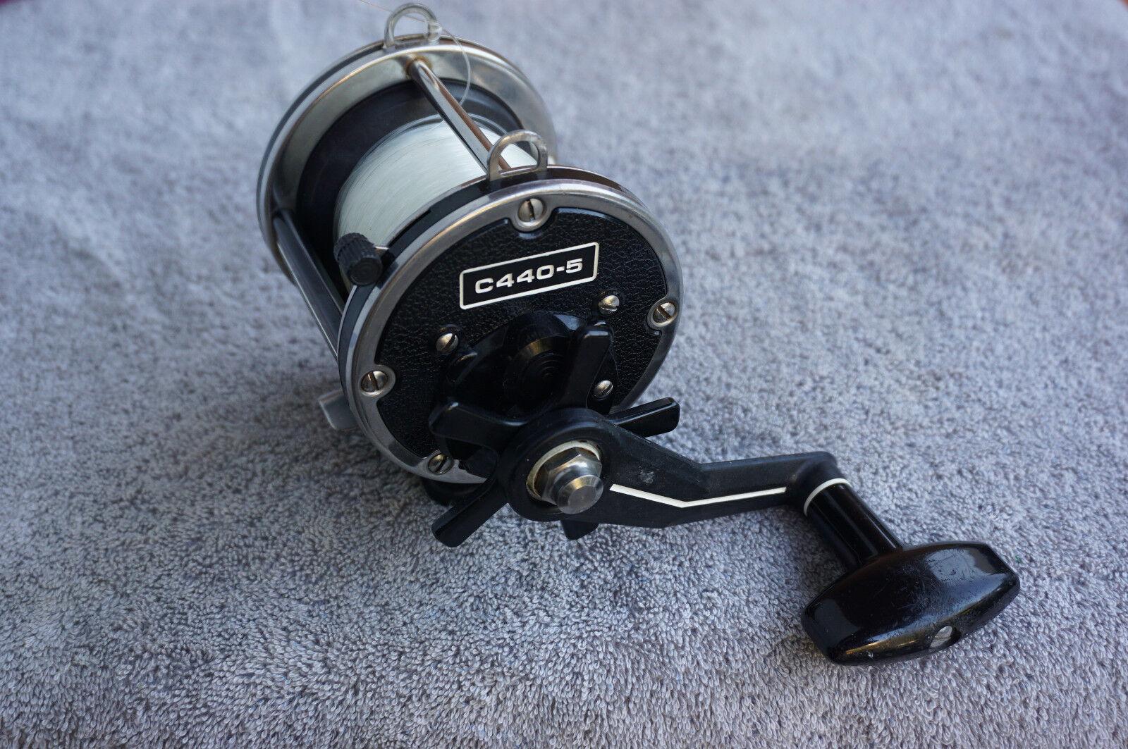 NEWELL C4405 FISHING CASTING REEL