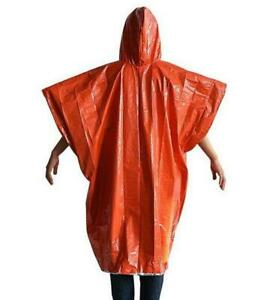 Emergency-Outdoor-Camping-Survival-Heat-Reflective-Rain-Poncho