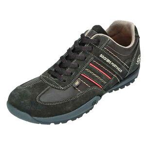 Details zu Dockers Schuhe Herren Schuhe Schnürschuhe, Leder, Art. 36HT001, Gr.40 48 ++NEU+