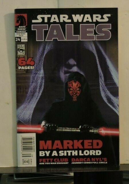 Star Wars Tales #24 June 2005 Newstand Variant