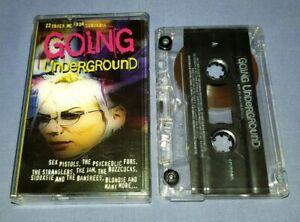 V/A GOING UNDERGROUND cassette tape album