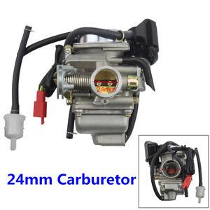 24mm Motorcycle Carburetor Carb For BAJA Scooter ATV Go Kart Scooter