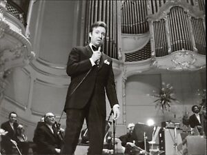 Peter-Alexander-With-Orchestra-Vintage-Press-Photo-Norbert-Unfried-U-2134