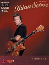 Guitar Legendary Licks: Brian Setzer: Guitar Legendary Licks (2002, Paperback / Mixed Media)