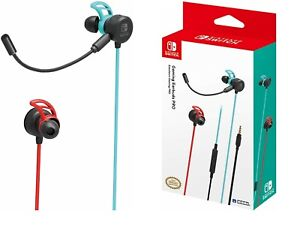 Officially-OEM-Nintendo-Switch-Gaming-Earbuds-with-in-line-Speaker-Microphone