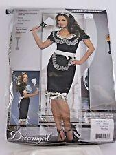 Size Medium Women's Maid Dress Costume Cosplay Halloween Sexy Dream Girl Stage