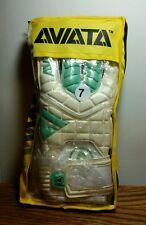New Aviata Soccer Goalkeeper Gloves Size 7