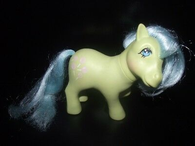 G1 Hasbro My Little Pony / Mon Petit Poney - Tootsie - Made In Spain
