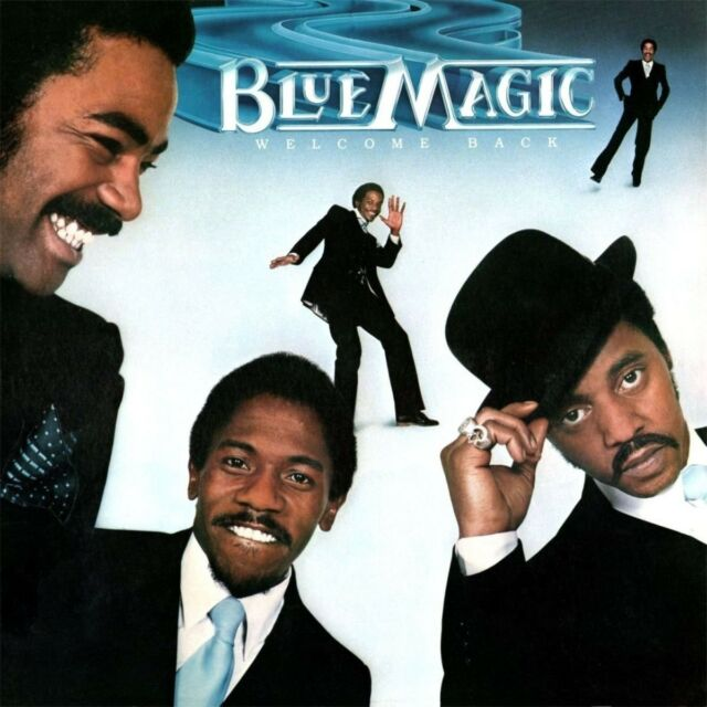 BLUE MAGIC - WELCOME BACK (REMASTERED EDITION)   CD NEU