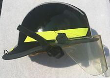 Bullard FX Series Firedome Fireman Helmet/Shield, Firefighter Gear, 2000