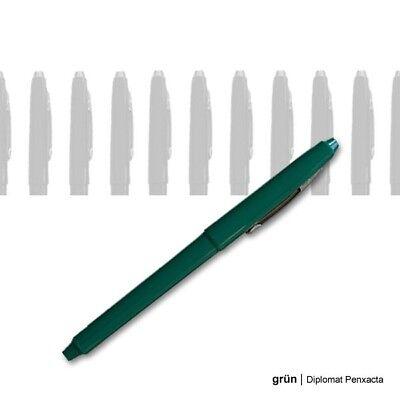Diplomat Penxacta grün Fineliner Stift Strichstärke 0,5 mm Einzelstift