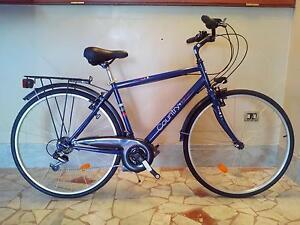 Bicicletta Country City 28 Uomo