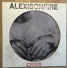 ALEXISONFIRE - Crisis *LP* LIMITED PICTURE DISC to 500 only CITY AND COLOUR