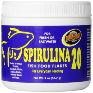 Zoo-Med-Spirulina-20-Flake-Fish-Food-2-Ounce
