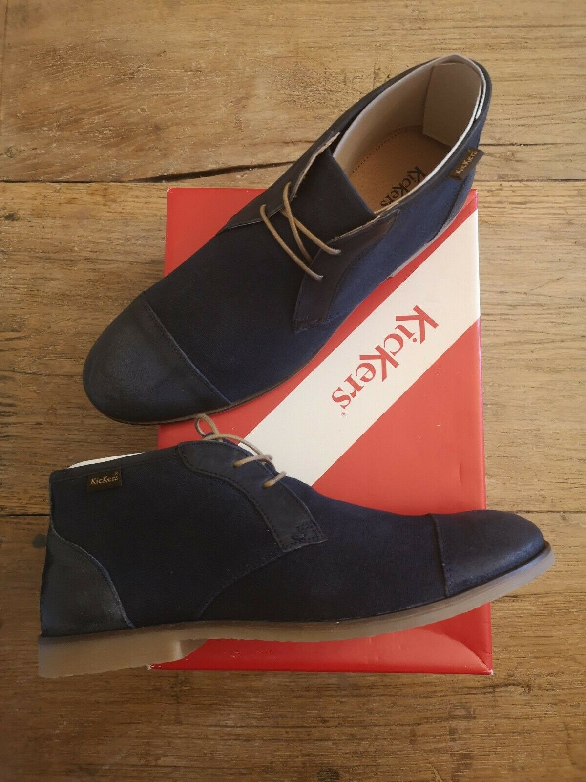 e5ae7e66071036 Chaussures Flagiansar Kickers, Bottines Classiques Homme T 43 ...