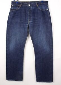 Levi's Strauss & Co Hommes 501 Jeans Jambe Droite Taille W40 L34 BCZ102