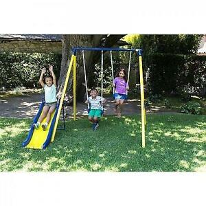 maries set sets s lisa marie nippertown swing metal swingset