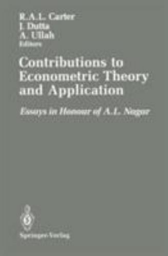 Contributions to Econometric Theory and Application: Essays in Honour of A.L. Na